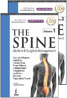 The Spine: Medical & Surgical Management Two Volume Set by Alexander R. Vaccaro, Brian W. Su, Yan Wang, Marcel F. Dvorak