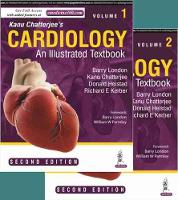 Cardiology - An Illustrated Textbook (2 Volume Set) by Barry London