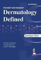 Pocket Dictionary: Dermatology Defined by Sandipan Dhar