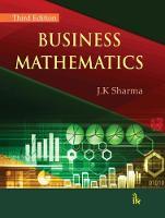 Business Mathematics by Dr. J. K. Sharma