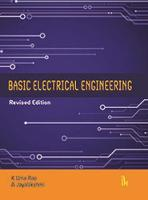 Basic Electrical Engineering by K. Uma Rao, A. Jayalakshmi