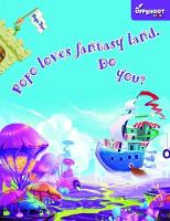Popo Loves Fantasyland. Do You? by Offshoot