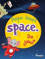Popo Loves Space. Do You? by Offshoot