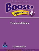 Boost! Speaking Level 4 Tbk by