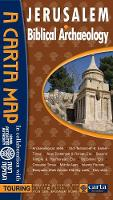 Jerusalem: Biblical Archaeology by Carta Jerusalem