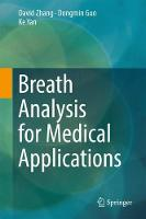 Breath Analysis for Medical Applications by David Zhang, Dongmin Guo, Ke Yan