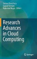 Research Advances in Cloud Computing by Rajkumar Buyya