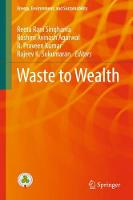 Waste to Wealth by Reeta Rani Singhania