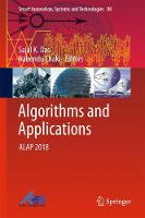 Algorithms and Applications ALAP 2018 by Sajal K. Das