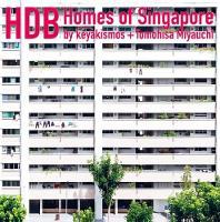 HDB Homes of Singapore by Tomohisa Miyauchi, Keyakismos
