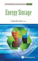 Energy Storage by Gerard M. Crawley