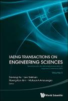 Iaeng Transactions On Engineering Sciences: Special Issue For The International Association Of Engineers Conferences 2016 (Volume Ii) by Sio-iong (Int'l Assoc Of Engineers, Hong Kong) Ao