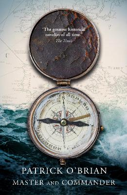 Master and Commander by Patrick O\'Brian