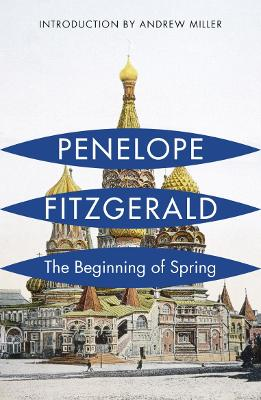 The Beginning of Spring by Penelope Fitzgerald