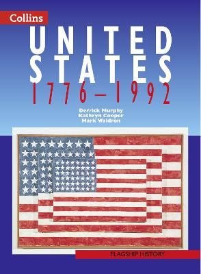 United States 1776-1992 by Derrick Murphy, Kathryn Cooper, Mark Waldron