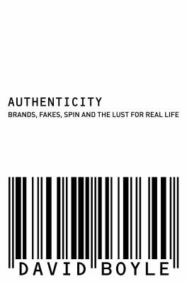 Authenticity by David Boyle