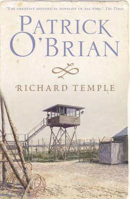 Richard Temple by Patrick O'Brian