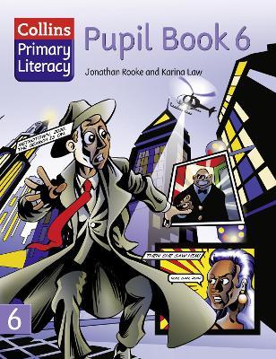 Pupil Book 6 by Jonathan Rooke, Katrina Law