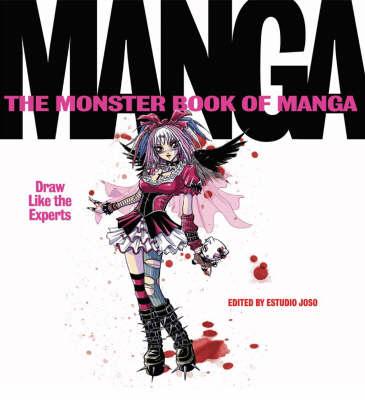 The Monster Book of Manga by Estudio Joso