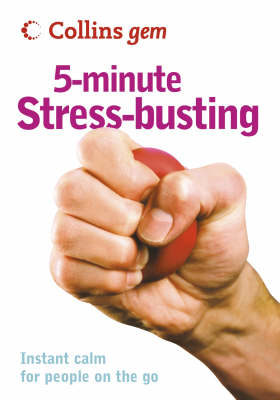 5-Minute Stress-busting by Vicky Hales-Dutton