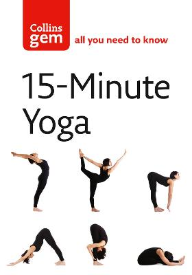 15-Minute Yoga by Chrissie Gallagher-Mundy