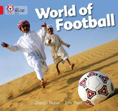 World of Football Band 02a/Red a by Daniel Nunn
