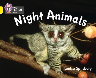 Night Animals Band 03/Yellow by Louise Spilsbury