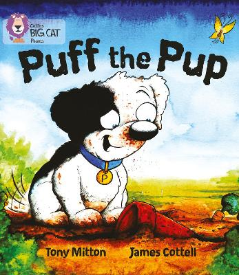 Puff the Pup Band 02a/Red a by Tony Mitton