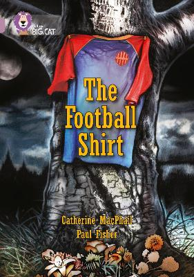 The Football Shirt Band 18/Pearl by Cathy MacPhail