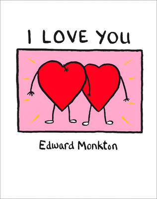 I Love You Boxset by Edward Monkton