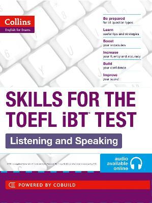 TOEFL Listening and Speaking Skills TOEFL Ibt 100+ (B1+) by