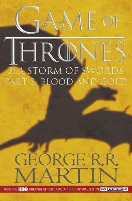 Game of Thrones A Storm of Swords Part 2 by George R. R. Martin
