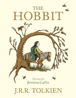 The Colour Illustrated Hobbit by J. R. R. Tolkien