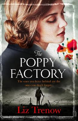 The Poppy Factory by Liz Trenow