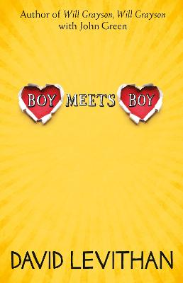 Book Cover for Boy Meets Boy by David Levithan