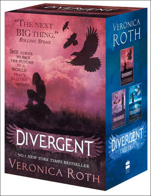 Divergent Series Boxed Set (Books 1-3) by Veronica Roth