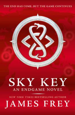 Sky Key by James Frey, Nils Johnson-Shelton