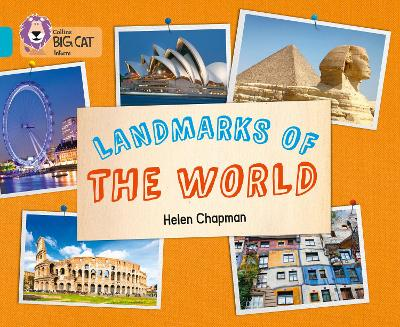 Landmarks of the World Band 07/Turquoise by Helen Chapman