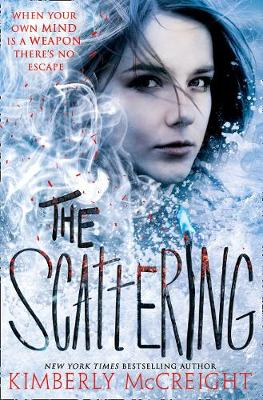 Cover for The Scattering by Kimberly McCreight