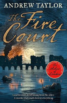 Cover for The Fire Court  by Andrew Taylor