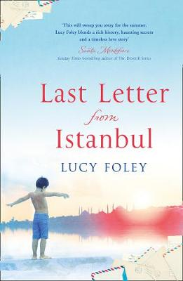 Cover for Last Letter from Istanbul by Lucy Foley
