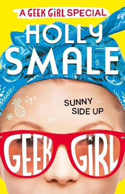 Cover for Sunny Side Up by Holly Smale