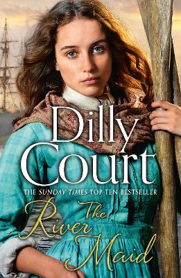 Cover for The River Maid by Dilly Court