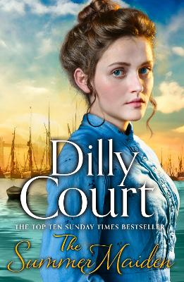 Cover for The Summer Maiden by Dilly Court