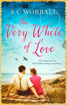 Cover for The Very White of Love by S. C. Worrall