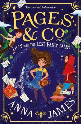 Pages & Co.: Tilly and the Lost Fairy Tales