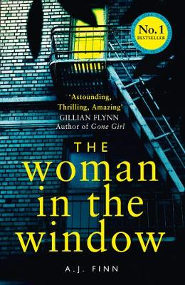 The Woman in the Window by A. J. Finn