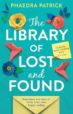 Cover for The Library of Lost and Found by Phaedra Patrick