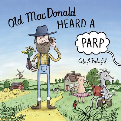 Cover for Old MacDonald Heard a Parp by Olaf Falafel