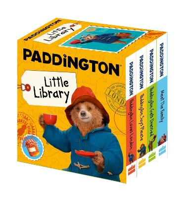Paddington Little Library Movie Tie-in by
